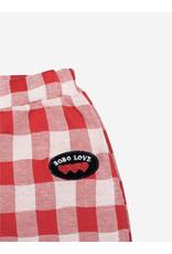 Bobo Choses Vichy Jersey Trousers
