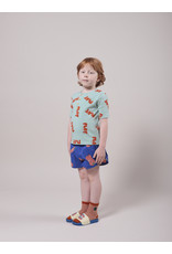Bobo Choses Play All Over Buttoned T-Shirt
