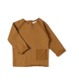 Nixnut Raw Shirt Caramel