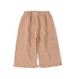 Nixnut Wide Pants Nude