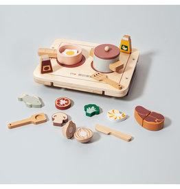Petit Monkey Houten Kook Set