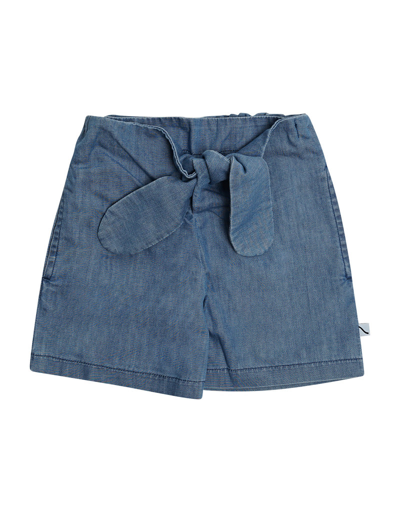 CarlijnQ Denim - paperbag shorts