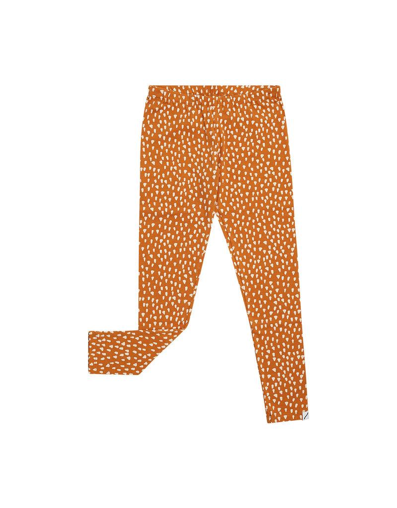 CarlijnQ Golden Sparkles - legging