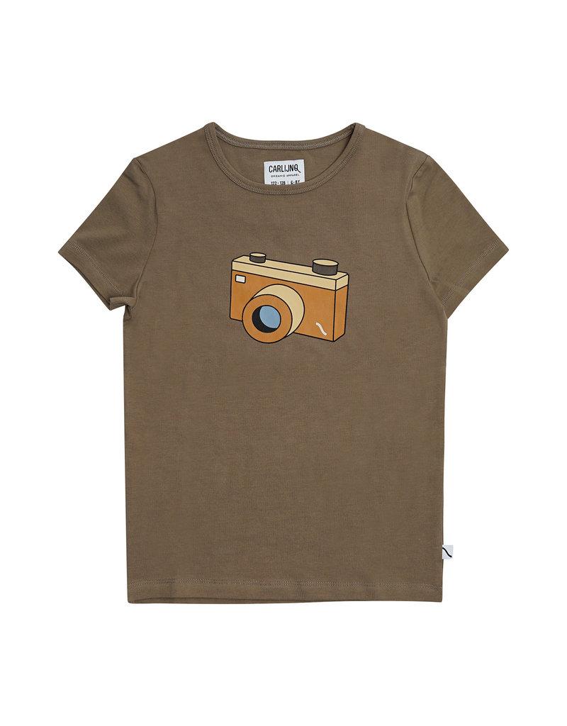 CarlijnQ Photo Camera - t-shirt with print