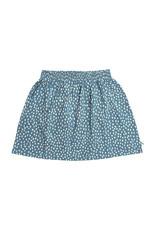 CarlijnQ Petrol Sparkles - skirt