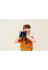 CarlijnQ Photo Camera - short sleeve dropback
