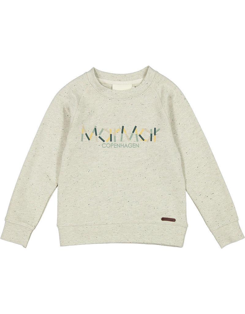 MarMar Copenhagen Thadeus Sweater Llama Nebs