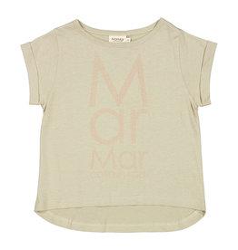 MarMar Copenhagen Tavora T-shirt Sandstone