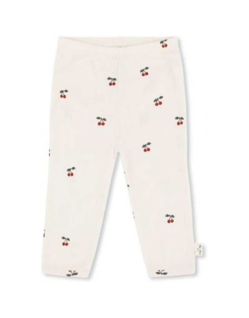 Konges Sløjd Newborn Pants Cherry