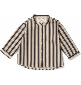 Konges Sløjd Verbena Shirt Stripe Navy