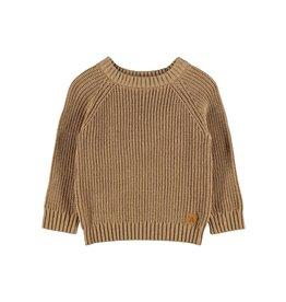 Lil' Atelier Longsleeve Knit Apple Cinnamon