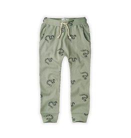 Sproet & Sprout Pants Rib Print Snake