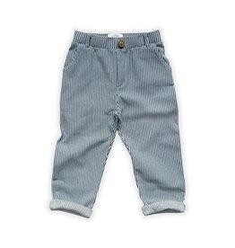 Sproet & Sprout Chino Pants Denim Stripe