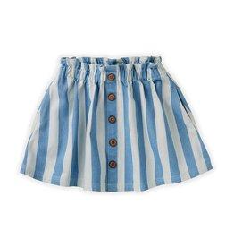 Sproet & Sprout Skirt Denim Stripe