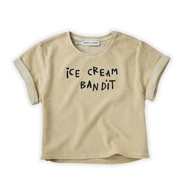 Sproet & Sprout Sweat T-shirt Terry Icecream Bandit