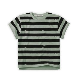Sproet & Sprout T-shirt Painted Stripe