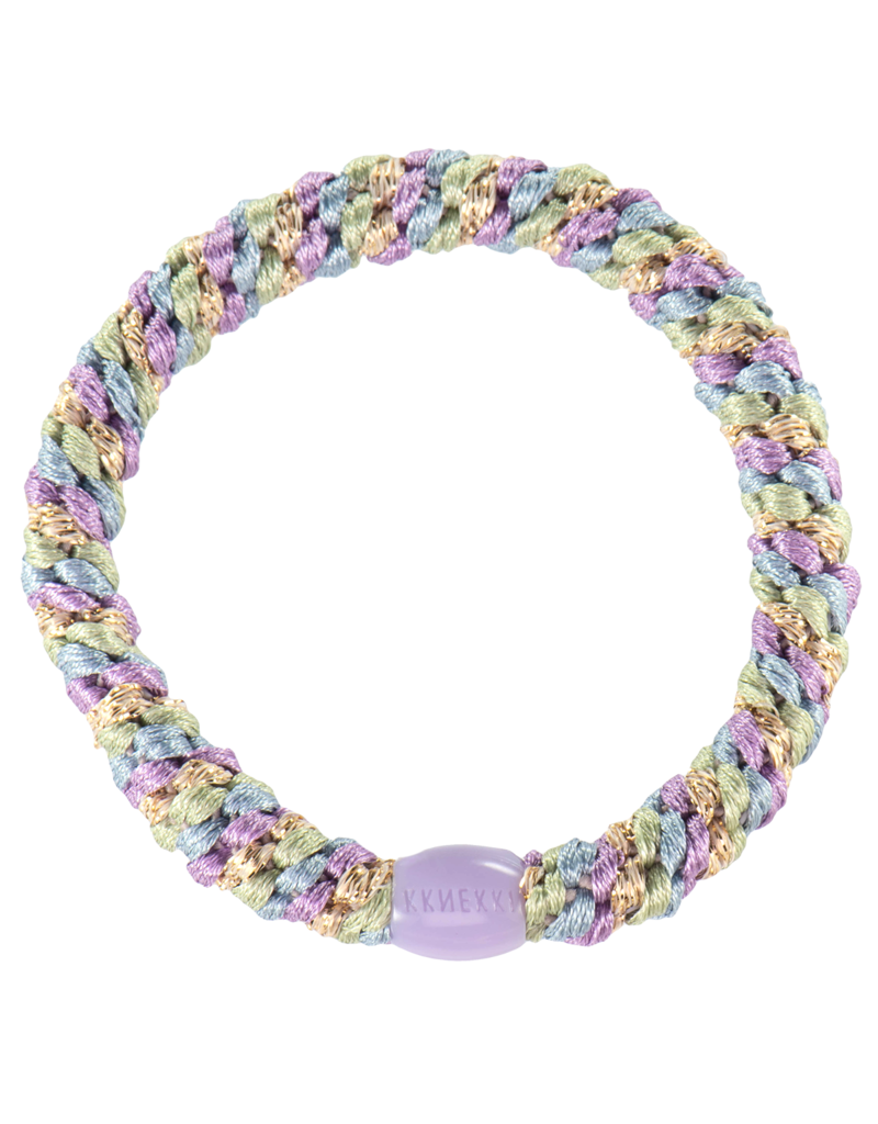 BonDep KKnekki Mix Lavender-Seablue glitter