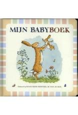 Lemniscaat Mijn babyboek 'Raad eens hoeveel...'