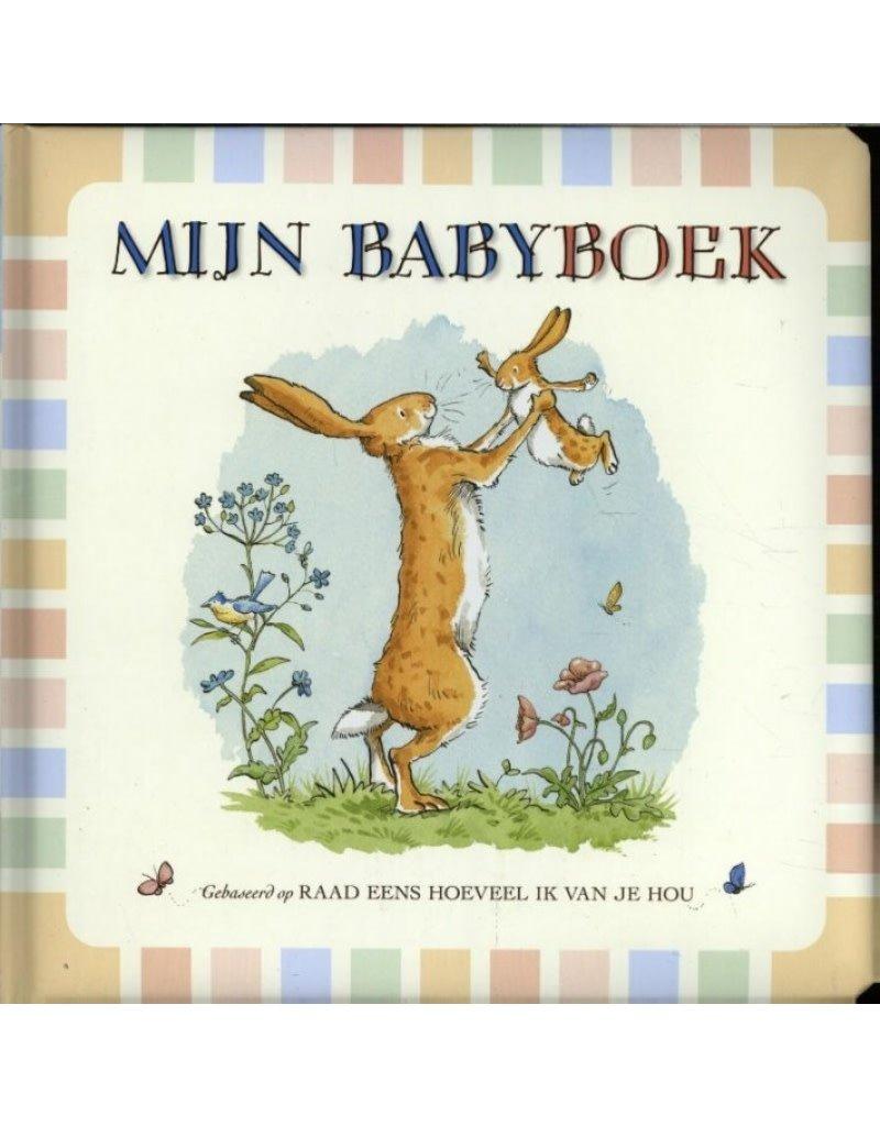 Boeken Mijn babyboek 'Raad eens hoeveel...'