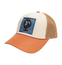 CarlijnQ Globe - Trucker cap 52cm