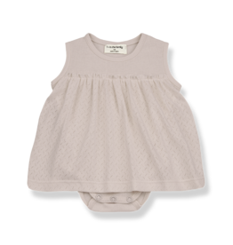 1+ in the family Sybilla dress nude/pink 56