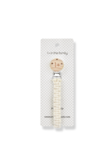 1+ in the family Noah pacifier clip natural