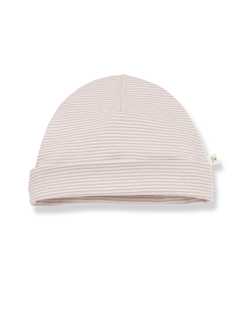 1+ in the family Eva beanie nude T1