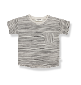 1+ in the family Bernat s.sleeve t-shirt stone