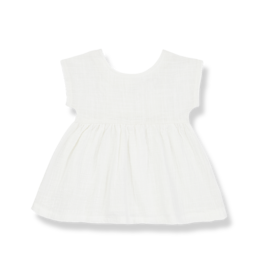 1+ in the family Bruna dress off-white 74