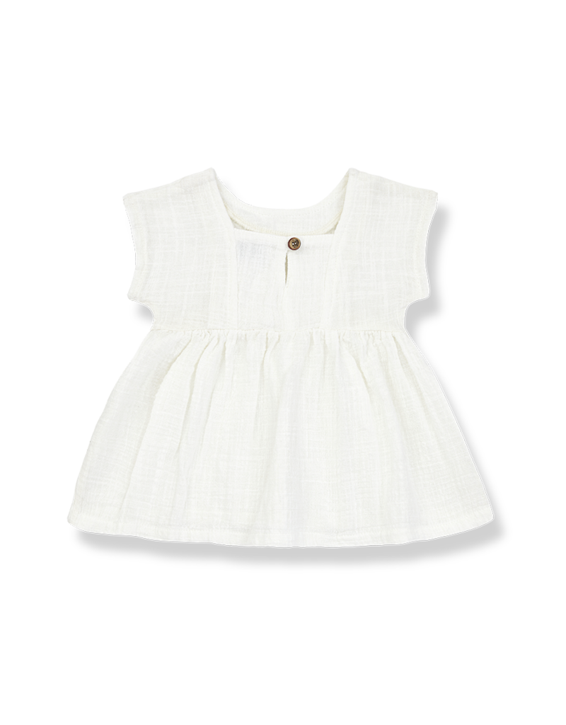 1+ in the family Bruna dress off-white
