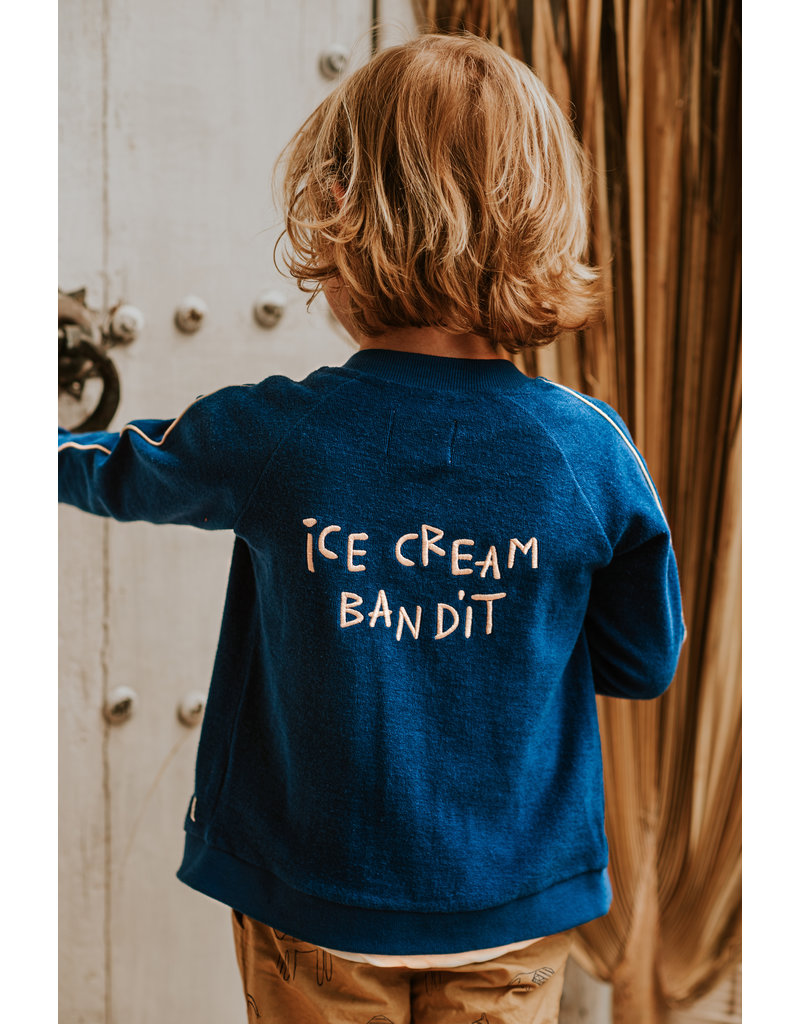 Sproet & Sprout Track Jacket Icecream Bandit