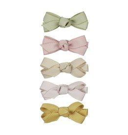 Mimi & Lula Mini florence bow clips