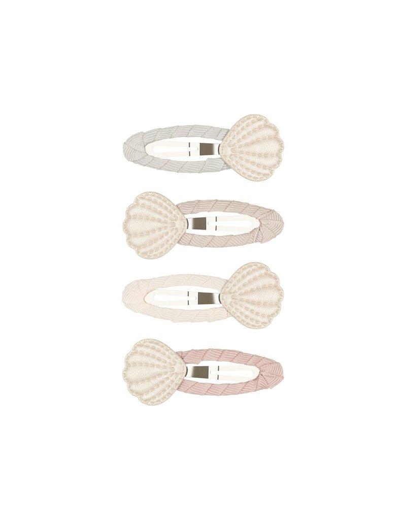 Mimi & Lula Shimmer shell clic clacs