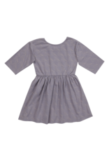 Blossom Kids Dresshalf sleeve - Shelves - Lavender Gray
