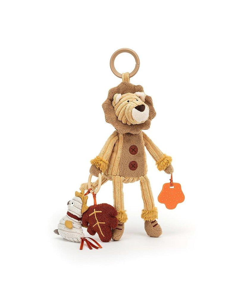 Jellycat Cordy Roy Lion Activity Toy