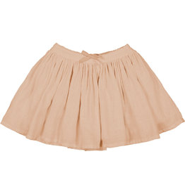 MarMar Copenhagen Sille Muslin Skirt Rose Sand