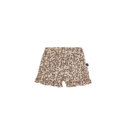 House of Jamie Ruffled Shorts Golden Rose Dawn Blossom