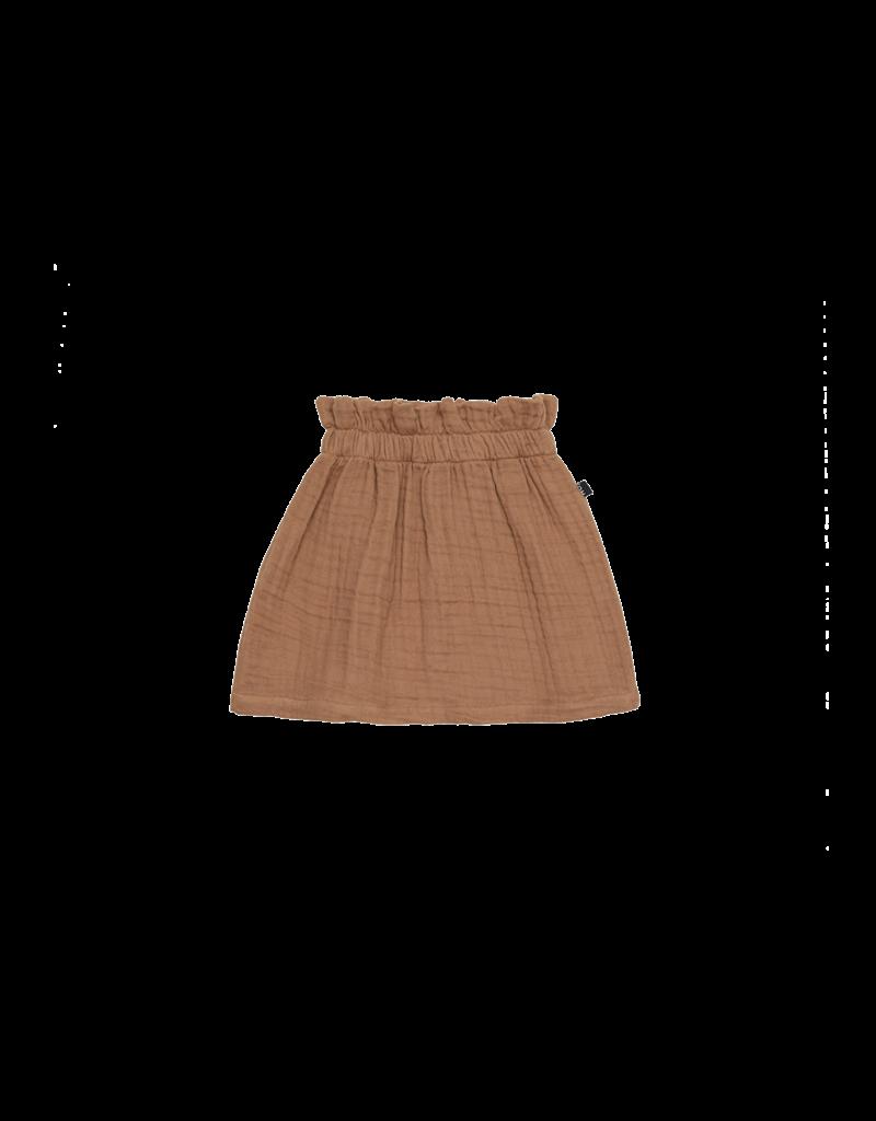 House of Jamie Summer Paperbag Skirt Burnt Ginger