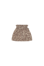 House of Jamie Summer Paperbag Skirt Rose Dawn Blossom