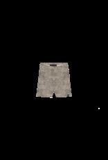 House of Jamie Biker Shorts Charcoal Little Leopard