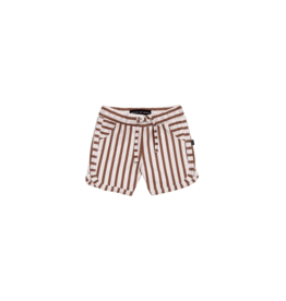 House of Jamie Swim Gym Shorts Baked Clay
