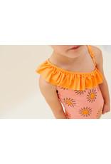 CarlijnQ Sunshine - swimsuit - off shoulder