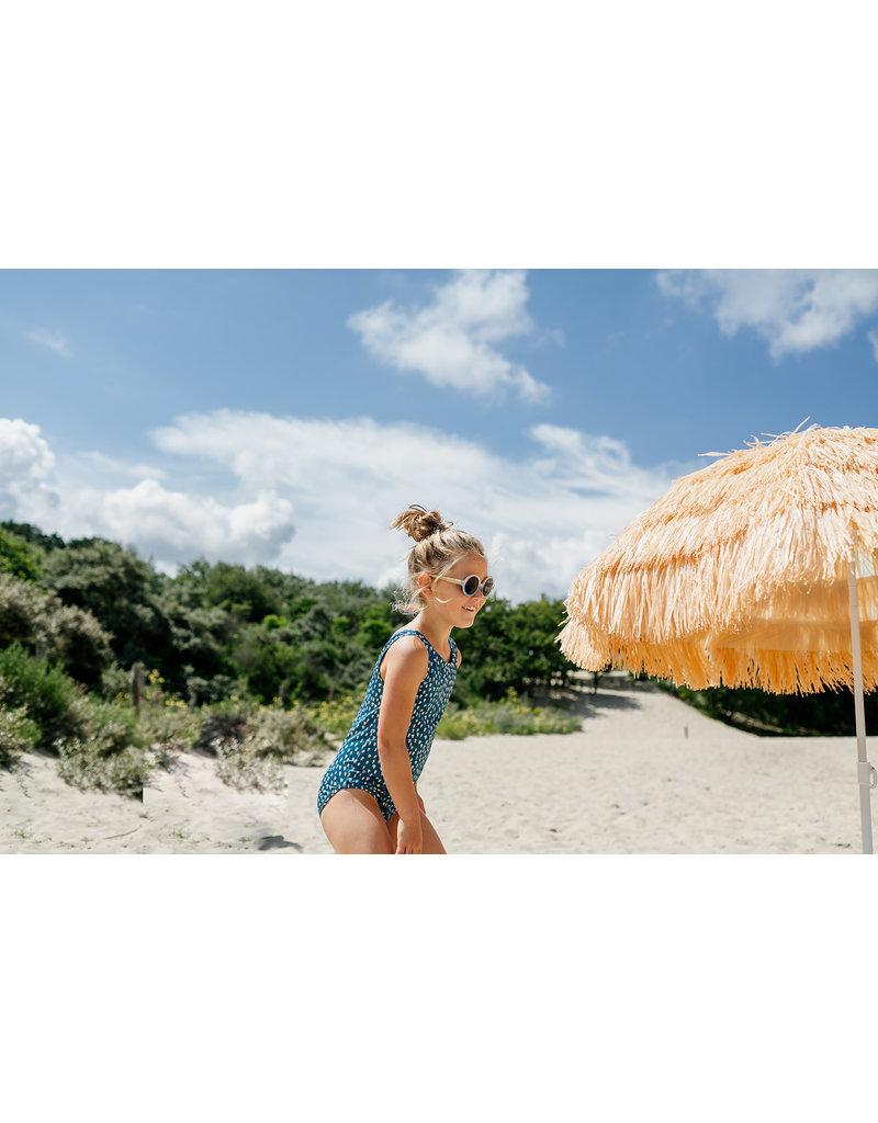 CarlijnQ Petrol Sparkles - swimsuit