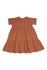 Petit Blush Billie Button dress Sierra