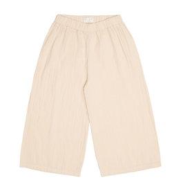 Petit Blush Olivia wide leg pants Sandshell