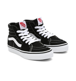 Vans Youth Sk8-Hi Black/True White