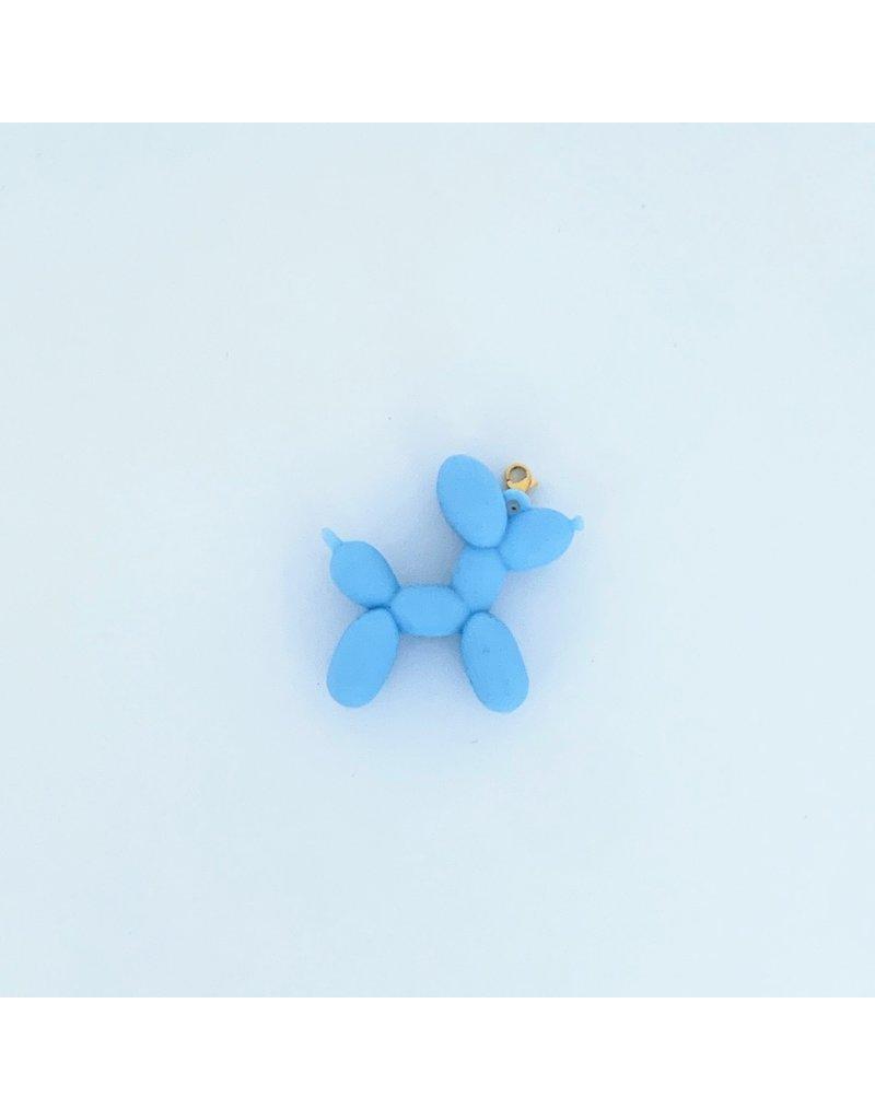 Feestbeest Kids Bedel Ballonhondje Blauw