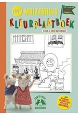 Het Muizenhuis Mega Muizenhuis Kleurplaatboek