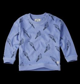 Sproet & Sprout Sweatshirt Terry Print Icecream