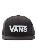 Vans Drop V Snapback Cap Black